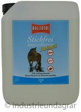 Ballistol Stichfrei Animal Bremsen-, Zecken-, Fliegen- & Mückenschutz 5000ml 5 L