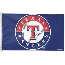 Texas Rangers 3x5 House Flag [New] Mlb Banner Sign Fan Wall Man Cave