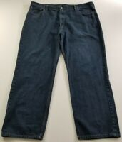 Levi's 559 Men's Denim Jeans 42 X 29 Blue Zipper Fly Pockets Medium Wash Casual