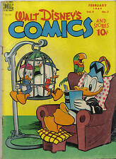 WALT Disney 's Comics & Stories #101 (Carl Barks) Walt Kelly (Paul Murry) $340,-