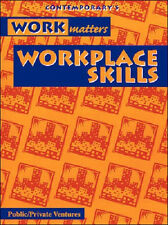 WORKmatters: Teacher Resource Book, Workplace Skills by Public/Private Ventures