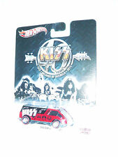 Hot Wheels KISS  Dream Van XGW