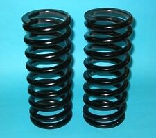MG MGB ROADSTER PAIR OF STANDARD FRONT COIL SPRING CHROME BUMPER CARS