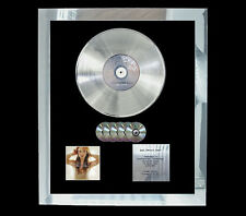 DELTA GOODREM INNOCENT EYES   MULTI (GOLD) CD PLATINUM DISC FREE POSTAGE!!