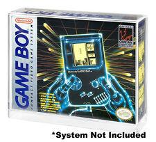 Nintendo Game Boy System Acrylic Display Case
