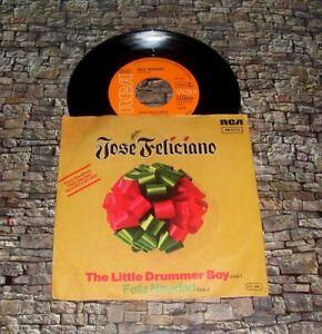 """RCA 7""""★ Feliz Navidad  Jose Feliciano ★ KULT SINGLE"""