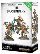 Stormcast Eternals The Farstriders Games Workshop Warhammer Age of Sigmar Aos