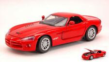 Dodge Viper SRT-10 2003 Red 1:24 Model MOTORMAX