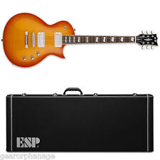ESP E-II ECLIPSE FM Vintage Honey Burst VHB EC Electric Guitar NEW + Hard Case