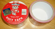 BADGER COLLEGIATE DUCT TAPE ( 2-ROLLS)