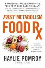 Health education textbooks for sale ebay fast metabolism food rx book by haylie pomroy 7 powerful prescriptions health fandeluxe Images