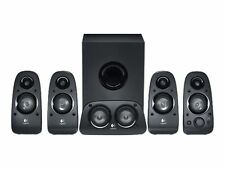 Logitech Z506 5.1channels 75w Black Speaker Set 980-000431