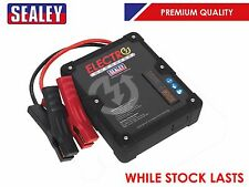 SEALEY PREMIUM ELECTROSTART BATTERYLESS POWER START 1100A 12V E/START1100