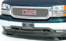 E&G Classics GMC 2001-05 Yukon/1999-2002 Sierra Polished heavy metal mesh grille