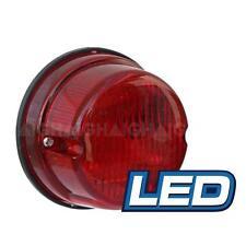 LED Round Trailer Lamp 12v 3 Stop 2 Tail 1 Licence Plate LED Tail Light 50000 Hr