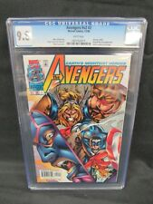 Avengers #v2 #2 (#404) (1996) Nick Fury / Kang Appears CGC 9.8 White Pages C931