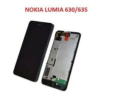 LCD Display+Touch Screen Digitizer Assembly For Nokia Lumia 630/635 (With Frame)