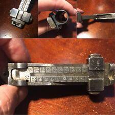 Mauser M98 Rear Sight Ladder YB30
