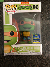 Michelangelo With Surfboard Funko Pop SDCC 2020 #1019