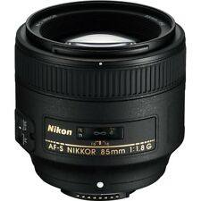 Nikon AF-S NIKKOR 85mm F/1.8G-Neu Objektiv
