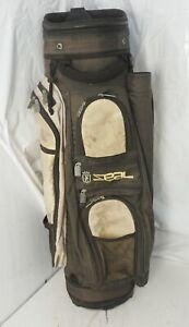 10 Division SL Seal Tour Trolley Cart Golf Bag