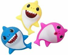 Baby Shark Bath Squirty Toy Family Toys Kids Bath Tub Pool Toys Toddlers Kids