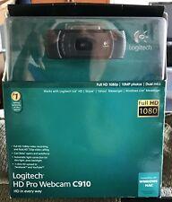 Logitech HD Pro C910 Web Cam