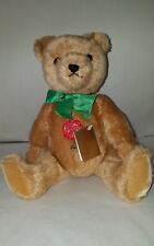 "Hermann Original 15"" Jointed Teddy Bear made in West Germany"