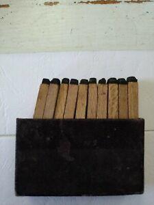 Set 10 Stempel Holz Vintage - Serie Zahlen Von Zero A 9