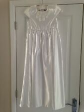 BNWT M&S Autograph White Bridesmaid Communion Christening Dress 9 Years 134cms
