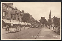 Yorkshire Postcard - The Grove, Ilkley A2694