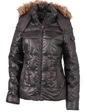 Cappotti e giacche da donna in pelliccia con Cerniera Taglia 44