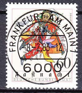 BRD 1983 Mi. Nr. 1167 gestempelt FRANKFURT AM MAIN , mit Gummi TOP! (15322)