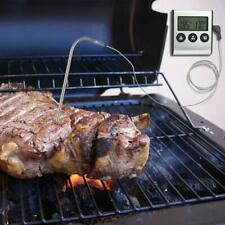 Electronic Meat Thermometer Kitchen LCD Digital Food Probe BBQ Grill Temperature