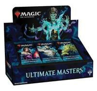 Magic: the Gathering MTG ULTIMATE MASTERS REPACKED BOOSTER BOX 24 REPACK FOILS
