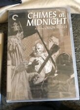 Chimes At Midnight (DVD, 2016, 2-Disc Set, Criterion Collection)