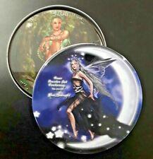 Renee Biertempfel Fairies Coaster Set - 4 pc + Tin
