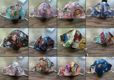 Kids Handmade Face Mask Cotton Reusable  USA