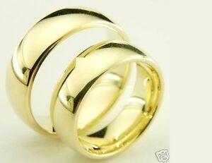 Eheringe Trauringe 585 er Gold Gelbgold 5mm breit  1,4mm Stark