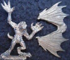 1995 DARK ELF Harpie 2 Citadelle Maraudeur GARGOYLE WARHAMMER CHAOS harpys furies GW