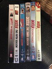 Dexter TV Series: Seasons 1-6, Seasons 2, 3,4 still in original shrinkwrap