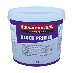 ISOMAT BLOCK PRIMER