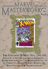 MARVEL MASTERWORKS UNCANNY X-MEN VOL #12 HARDCOVER Comics DM VARIANT #287 HC