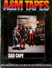 SAD CAFE Facades  NEW SEALED 8 TRACK CARTRIDGE