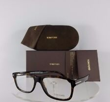 Brand New Authentic Tom Ford Eyeglasses TF5163 Tortoise 052 Frame 53mm 5163