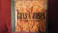 GUNS N' ROSES - THE SPAGHETTI INCIDENT?. CD