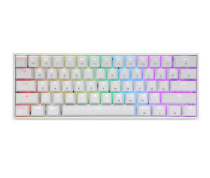 GK61 Mechanical Keyboard for gaming USB Wired RGB backlight