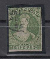 D3050/ NEW ZEALAND – VICTORIA - SG # 45 USED – CV 435 $