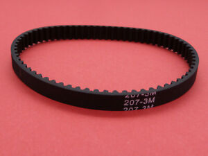 SHARK NV800W, NV800, NV800C, NW800W, NV801, NV801Q, VACUUM CLEANER BELT 3M-207-6