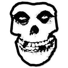 "Misfits SKULL danzig Classic Rock Band Vinyl Car Sticker Decal  5"""